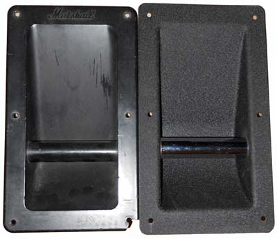 Scumback Speakers New Metal Repro Handles